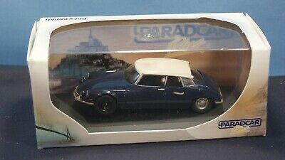 MOMACO - CITROEN DS  - PROTO SM 1967 - P161  - Made in France - 1.43