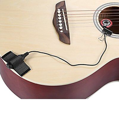 Acoustic Piezo Contact Microphone Pickup For Guitar Violin Ukulele Mandolin NP2Z