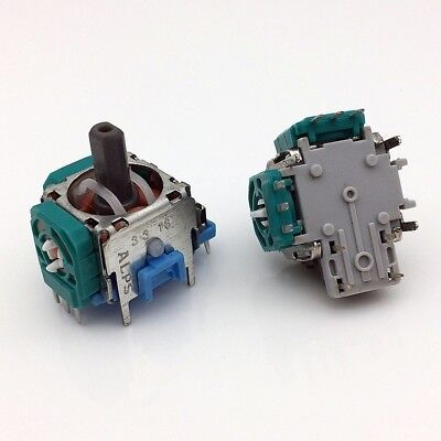 2Pcs Replacement Joystick Axis Analog Sensor Playstation 4 PS4 Controller NP2C