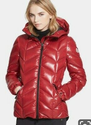 GENUINE MONCLER TATIE Down Filled Puffa Jacket Coat Size 3