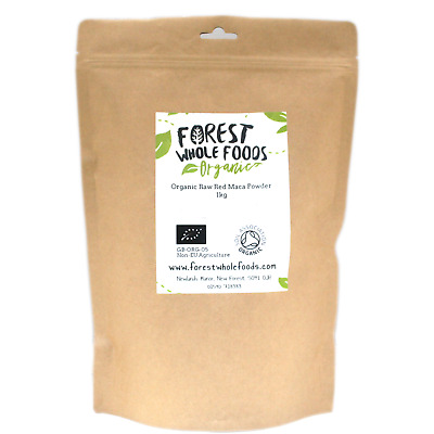 Forest Whole Foods - Organic Raw Red Maca Powder 3kg