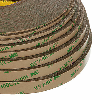 new brand 3M 300LSE Double Sided Adhesive Tape Super Sticky Heavy Duty Clear