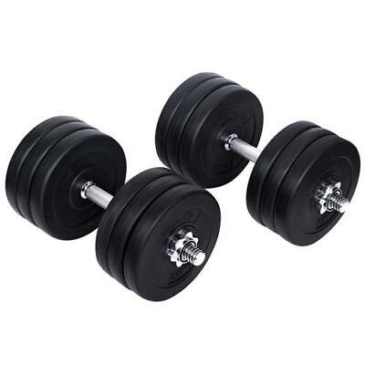 BRAND NEW Everfit Fitness Gym Exercise Dumbbell Set 35kg