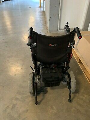 Merits Foldable Power Wheel Chair