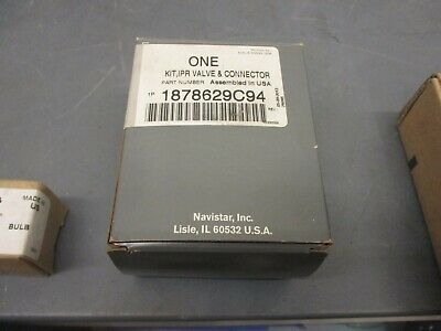 1842428C98 IPR VALVE Fits: Navistar International Truck