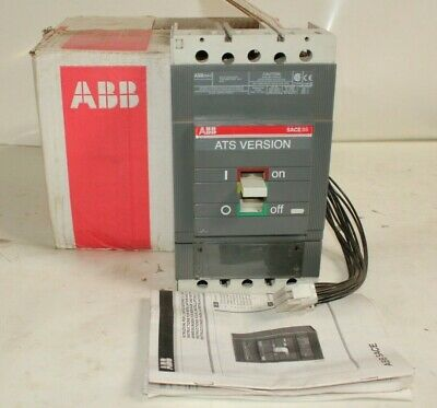 Abb Sace S5 1305947 400V 3P 300A Lots Of