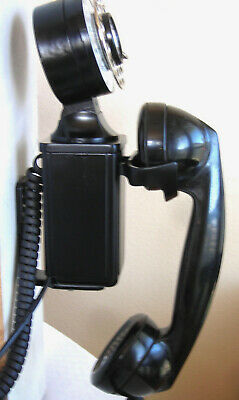 Western Electric 211 Universal Space Saver Restored Antique Wall Telephone 1930