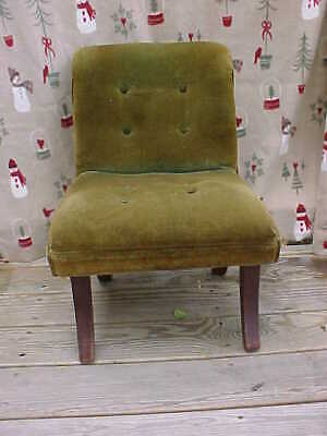 Antique Salesmens Sample, Empire, Chair, Faint couch, Childs.
