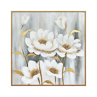 YA1187# Modern Home decor art 100% Hand-painted oil painting on canvas Flower