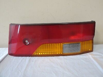 02-05 BMW 63 21 6 910 538 E46 RED//CLEAR TAIL LAMP RIGHT SIDE OEM TRUNK LID NEW