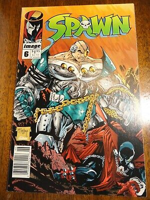 VF/NM 20 copies available! 1st print Spawn #5 NEWSSTAND VARIANT
