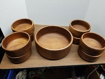 Olive Wood Bowl Handmade From The Wood Of Tunisian Olive Trees