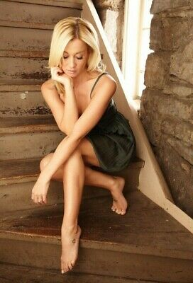 Kellie Pickler Sexy Barefoot 4x6 Glossy Photo 14 Country Singer Musician 2 40 Picclick