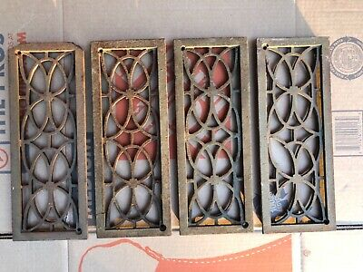 Vintage Cast Iron Floor Grates Heating Vents