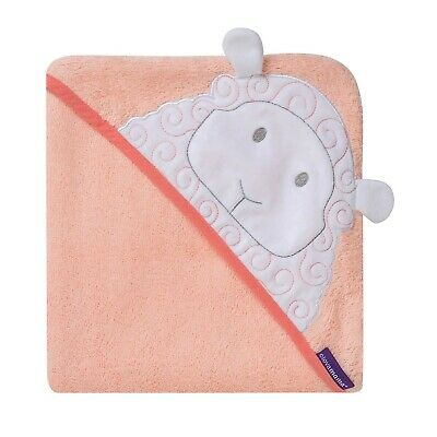 Bamboo Apron Bath Towel Lily The Lamb