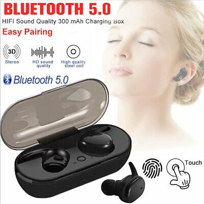Mini In-Ear Pods Wireless Bluetooth FOR IOS Android Earphone TWS Earbuds Earpods