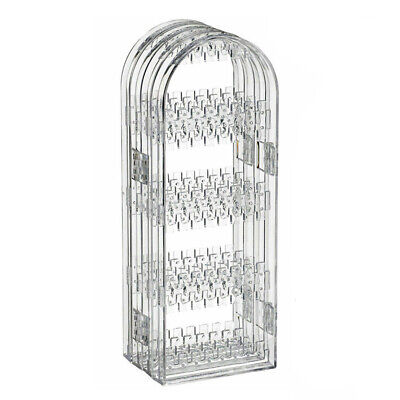 Earring Jewellery Necklace Display Stand Acrylic Holder Storage Rack Organizer