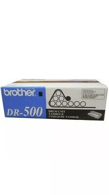 Sealed-Box Genuine OEM Brother DR500 Drum Unit for DCP MFC HL Series NIB