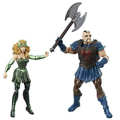 Marvel Legends 3.75-inch Marvel�s Enchantress & Executioner 2-Pack