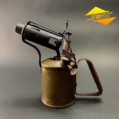 Vintage Primus A.b.bahco Sweden No.632 Kerosene Blowtorch 100% Tested & Working