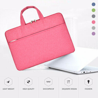 Cover Sleeve Case Shockproof Laptop Bag For Apple MacBook HP Dell Lenovo