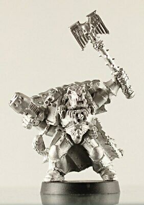 Warhammer 40k Space wolves Ulrik the slayer