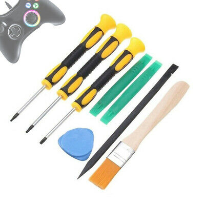 T6 T8H T10H Screwdriver Repair Tool Set Kit For Xbox One 360 PS3 PS4 Controller