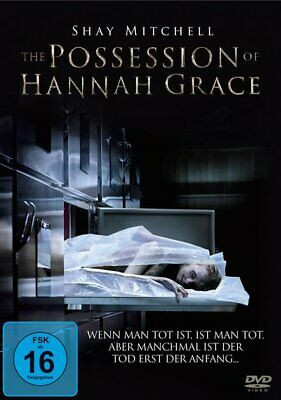 The Possession of Hannah Grace (DVD) mit Verleihrecht