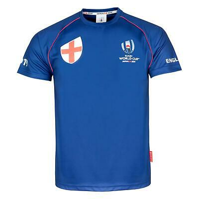 Rugby World Cup 2019 Men's T-Shirt | Polyester | England