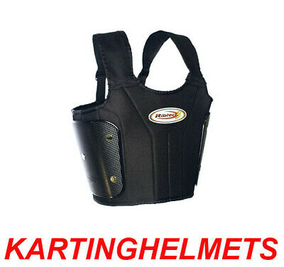 NEW! RIB PROTECTOR RIBTECT3 KARTING SAFETY HIGH STRENGHT Size 36-38
