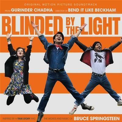 Blinded By the Light Soundtrack CD NEW