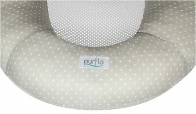 Purflo NEST COVER SOFT TRUFFLE Baby Sleep BNIP