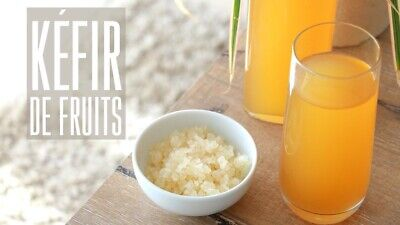 Kefir De Fruit