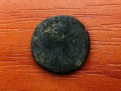 Provincial Coin of Faustina II wife of Marcus Aurelius AE17 Ancient Roman Coin