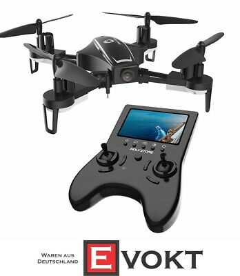 Holy Stone HS230 FPV Selfie Drone with 720P HD Camera 5.8G LCD Quadcopter NEW