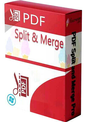 PDF Split and Merge software Instant Delivery