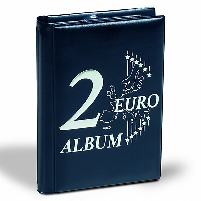 Small album Leuchtturm for 2€ coins reference 350454