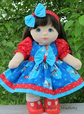 Pretty That Cat w/ that Hat Dress Set for My Child Doll (Does NOT include Doll)