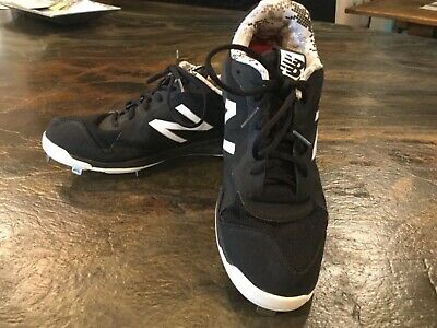 New Balance Men's Tupelo Low Cut Lace-Up Metal Baseball Cleats Size 10