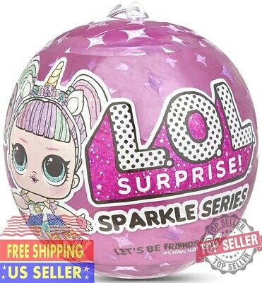 LOL Surprise! SPARKLE SERIES Ball Big Sister Dolls MGA FAST FREE SHIPPING