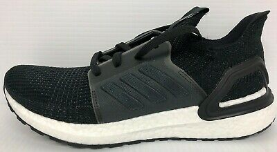 ADIDAS ULTRABOOST 19 'Core Black' (Men's) G54009 FREE SHIPPING
