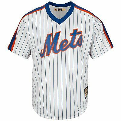 Majestic Cooperstown Cool Base Jersey - New York Mets