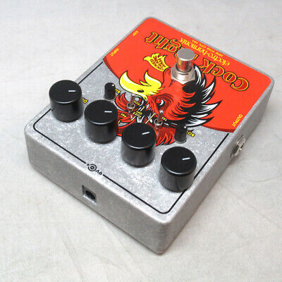 Electro-Harmonix Cock Fight Cocked Talking Wah Guitar Effect Pedal F/S-01
