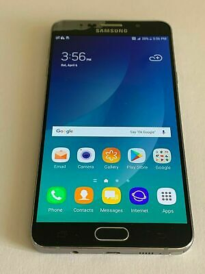 Samsung Galaxy Note5 32GB 64GB N920 Verizon AT&T GSM Unlocked Tmobile Adhesive