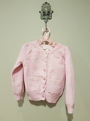 Pumpkin Patch Pink Cardigan Size 2