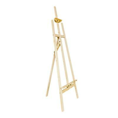 Adjustable Craft Artist Wooden Easel Stand Painters Dispaly Drawing Supplies