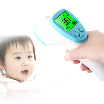 Non-contact Forehead Infrared Thermometer For Baby Children Adult Ambient Food