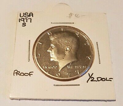 1977 S USA Half Dollar Proof
