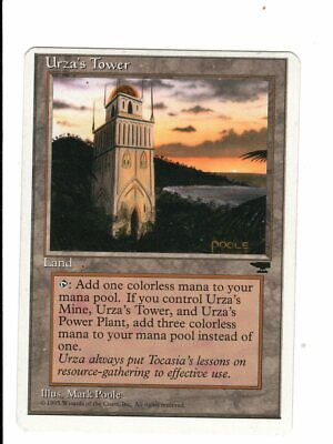 Magic The Gathering ~ 1x Urza/'s Tower Shore ~ Chronicles ~ M//NM