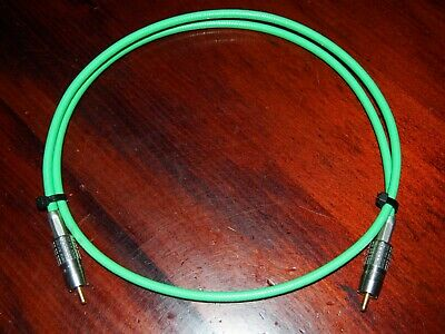 Audiophile Digital Coaxial Cable